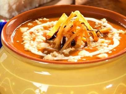 Una sopa deliciosa para el Día de Acción de Gracias Foto: Supremo