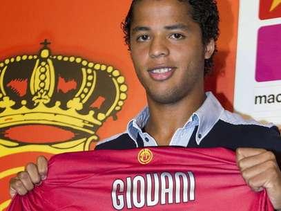 Giovani Dos Santos llegó esta temporada a Mallorca. Foto: Tomada de internet