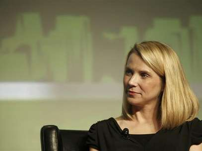 Yahoo! Chief Executive Marissa Mayer listens in a Startup Battlefield session during TechCrunch Disrupt SF 2012 at the San Francisco Design Center Concourse in San Francisco, California September 12, 2012. Foto: Stephen Lam / Reuters