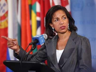 Los republicanos acusan a Susan Rice de engañar a los estadounidenses en el caso del ataque al consulado en Bengasi, Libia.  Foto: Getty Images