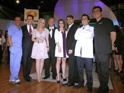 'Los Doctores' tiene un futuro incierto por la ruptura entre Carla Estrada y Reynaldo López. Foto: Photo AMC