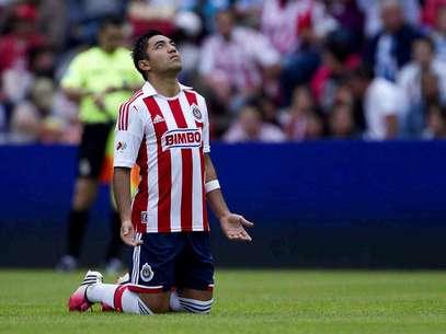 Todavía no se define el futuro de Marco Fabián, pero la urgencia de Chivas por dinero podría acelerar su paso al futbol alemán. Foto: Mexsport