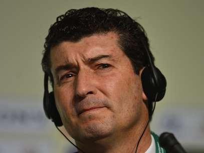 El entrenador mexicano aseguró que están en condiciones de vencer a cualquiera. Foto: Marcelo Pereira / Terra