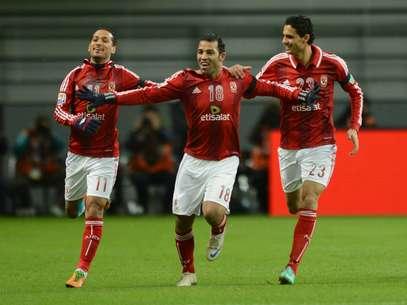 Esta es la cuarta participación del equipo egipcio en un Mundial de Clubes. Foto: AFP