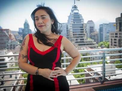 Carla Morrison regresará a Chile en abril del próximo año para ser parte de Lollapalooza. Antes, llegará por tercera vez al Vive Latino México, donde compartirá escenario junto a Blur y Los Fabulosos Cádillacs. Foto: Sergio Piña / Terra