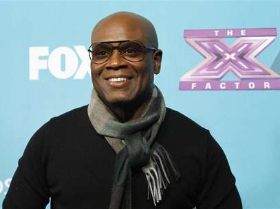 """Judge L.A. Reid poses at the party for the television series """"The X Factor"""" finalists in Los Angeles, California November 5, 2012. Foto: Mario Anzuoni / Reuters"""