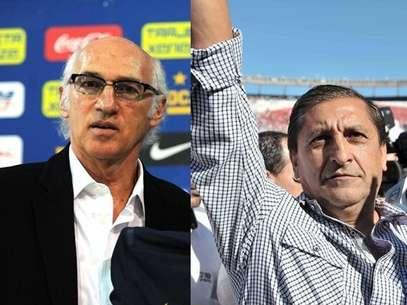 Apuesta arriesgada: los contratos de Bianchi y Ramón, a nivel europeo Foto: Télam