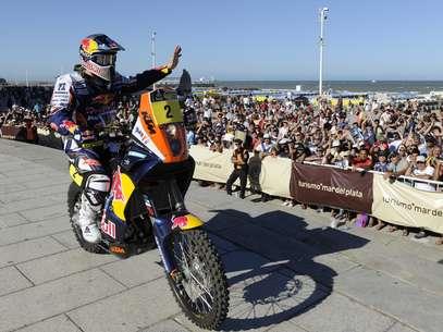 El Dakar partirá en Lima. Foto: AFP