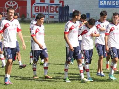 El equipo recibió la tarde libre tras la práctica. Foto: Mexsport