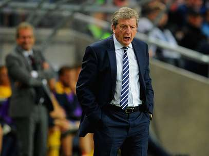 England manager Roy Hodgson looks on during the international friendly match between Sweden and England at the Friends Arena on November 14, 2012 in Stockholm, Sweden. Foto: Getty Images