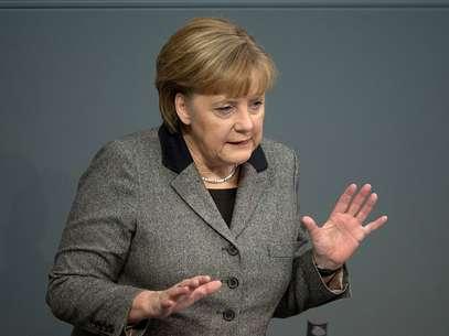 El gobierno de Angela Merkel aprobó hace dos meses la supresión del copago Foto: AFP