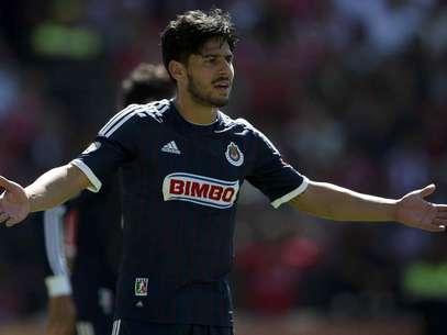 Rafael Márquez Lugo evoluciona de su lesión y podría reaparecer antes de lo planeado en Chivas. Foto: Mexsport