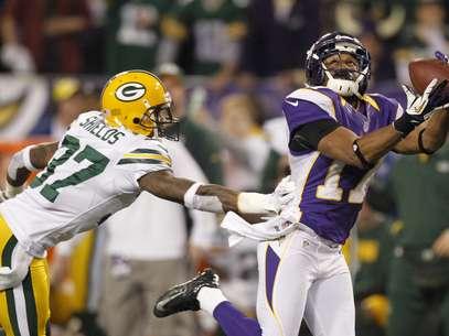 Vikingos y Empacadores volverán a verse las caras en playoffs. Foto: AP