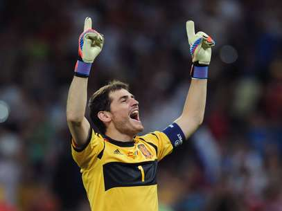 Iker Casillas was named the World Best Goalie again by the IFFHS. Foto: Getty Images