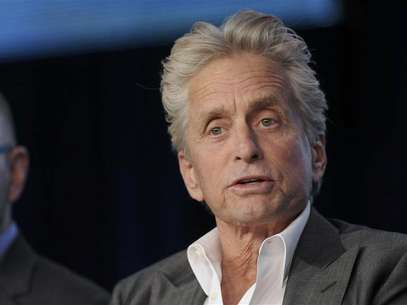 "Actor Michael Douglas takes part in a panel discussion of HBO's ""Behind The Candelabra"" during the 2013 Winter Press Tour for the Television Critics Association in Pasadena, California, January 4, 2013. Foto: Gus Ruelas / Reuters"