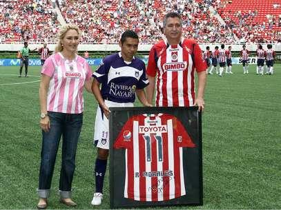 """'Ramoncito' fue invitado por Jorge Vergara para regresar al """"Rebaño"""". Foto: Mexsport"""