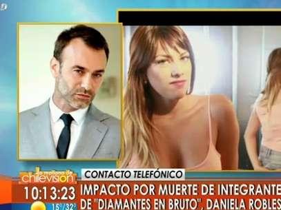 """El animador habló del tema con """"La mañana de Chilevisión"""". Foto: Reproducción."""