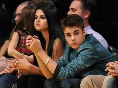 Selena Gómez y Justin Bieber, el fin de un cuento de hadas. Foto: Getty Images