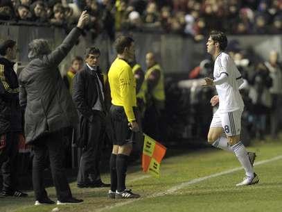 Kaká no saldrá del Madrid, al menos hasta el final de la presente temporada Foto: EFE en español