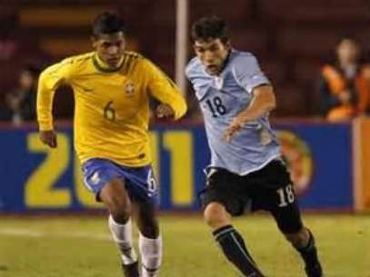 Uruguay upset Brazil to go to the top of Group B in the South America U-20 Youth Championships. Foto: Yahoo images