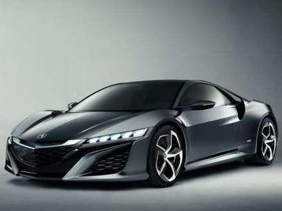 Foto Acura NSX Concept Next Evolution Foto: Acura