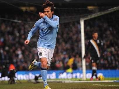Al minuto 69 de tiempo corrido el español Silva se encargó de poner cifras definitivas al encuentro. Foto: Getty Images