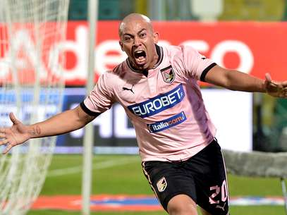 Palermo kept Lazio from tying Serie A leaders Juventus on points by drawing 1-1 with the Roman club.  Foto: Getty Images