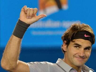 El tenista suizo Roger Federer Foto: Getty Images