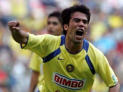 Pável Pardo marcó una época como jugador en el mediocampo de América. Foto: Mexsport