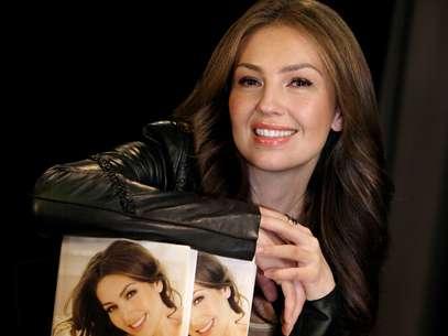 Thalía ha obtenido un apoyo reconocido de sus fans mexicanos que nuevamente la llenan de éxito. Foto: AP
