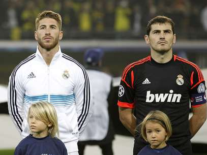 Iker Casillas and Sergio Ramos will miss the first 'Clasico' of 2013 Foto: Getty