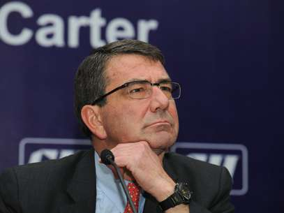 Ashton Carter, el subsecretario de Defensa. Foto: AFP