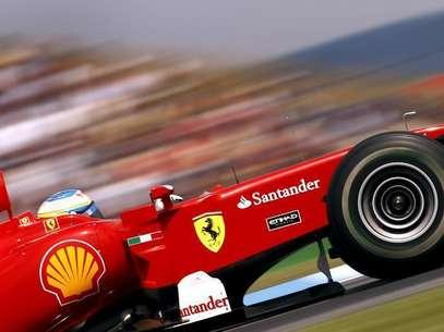 El nuevo Fórmula Uno de Ferrari, el F138, correrá en Nürburgring Foto: Kai Pfaffenbach / Reuters