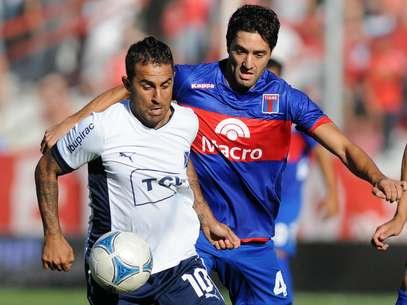 Daniel Montenegro, de Independiente. Foto: FotoBaires