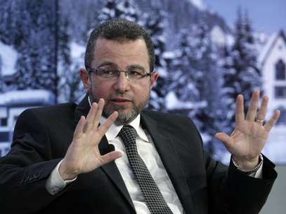 Egypt's Prime Minister Hisham Kandil attends the annual meeting of the World Economic Forum (WEF) in Davos in this file photo taken January 25, 2013. Foto: Denis Balibouse / Reuters