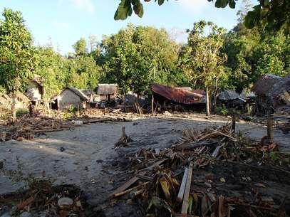 Hace unos días, islas fueron sacudidas por un movimiento sísmico de proporciones. Foto: AP