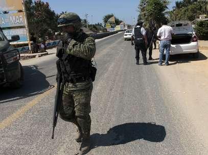Un grupo de turistas españolas fueron violadas en Acapulco. Foto: EFE