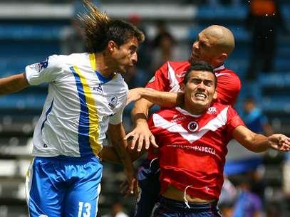 Veracruz y Lobos BUAP empataron 2-2, en su lucha por los primeros lugares en la Liga de Ascenso MX. Foto: Mexsport