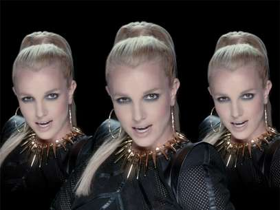 Britney Spears, triple the fierce! Foto: Official Video