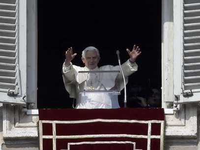 El papa Benedicto XVI Foto: Alessandra Tarantino / AP
