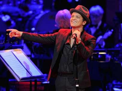 Bruno Mars arrancará su gira de conciertos el 22 de junio en la ciudad de Washington D.C. Foto: Getty Images