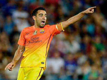 Xavi Hernandez accepted that his team did not play well against A.C. Milan. Foto: Getty Images