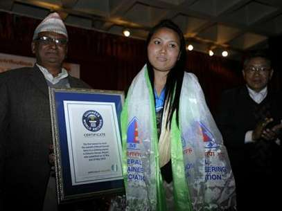 Chhurim Sherpa  Foto: Reproducción