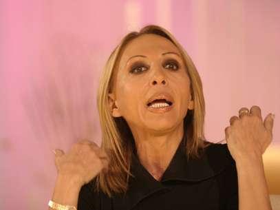 Laura Bozzo. Foto: Archivo