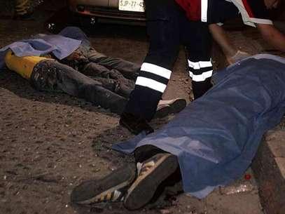 Los seis cadáveres presentaban signos de tortura y fueron abandonados en las inmediaciones de los municipios de Morelos y Vetagrande, indicó el titular de la Procuraduría General de Justicia de Zacatecas (PGJZ) en declaraciones a la prensa. Foto: Reforma
