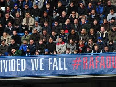 Las autoridades británicas siguen trabajando en contra del racismo Foto: AFP