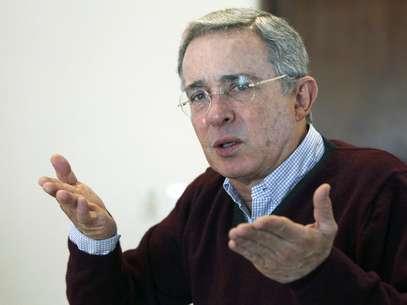 El fallecidoHugo Chávezacusó a Uribe en varias ocasiones de planes de magnicidio en su contra durante su mandato. Foto: Fernando Vergara / AP