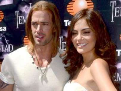 Foto: William Levy y Ximena Navarrete / Mezcalent / Terra
