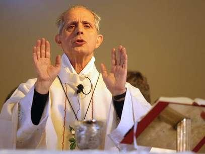 Mario Poli, el sucesor de Jorge Bergoglio en el Arzobispado porteño. Foto: Web