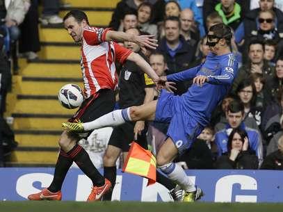 Chelsea logró recuperarse de un autogol sobre el final de la primera mitad. Foto: AP